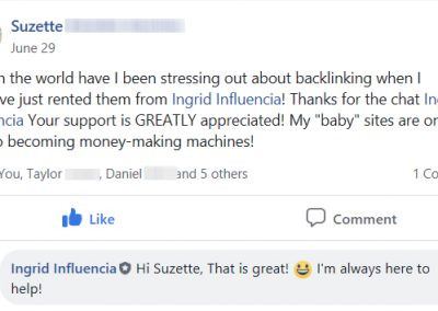 Suzette's Review